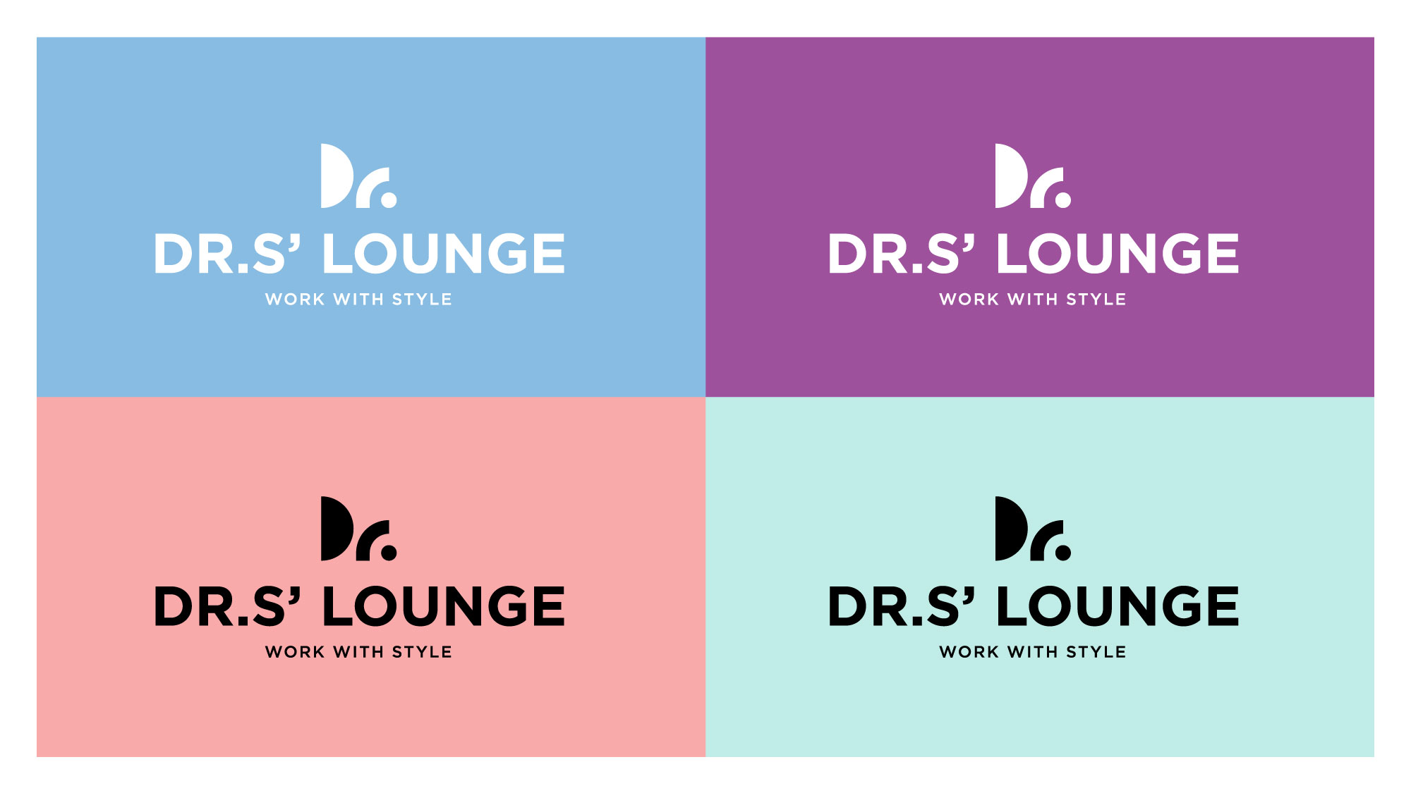 DrsLounge-Work-By-YaStudio-Logo-Colors