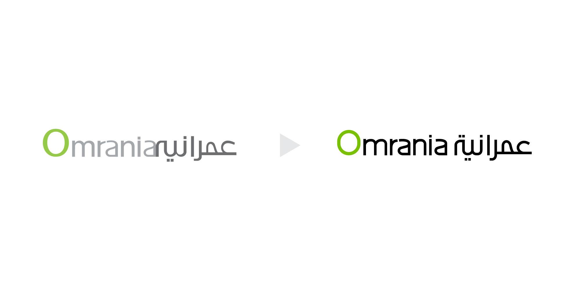 Omrania-Logo-BA-Work-By-YaStudio