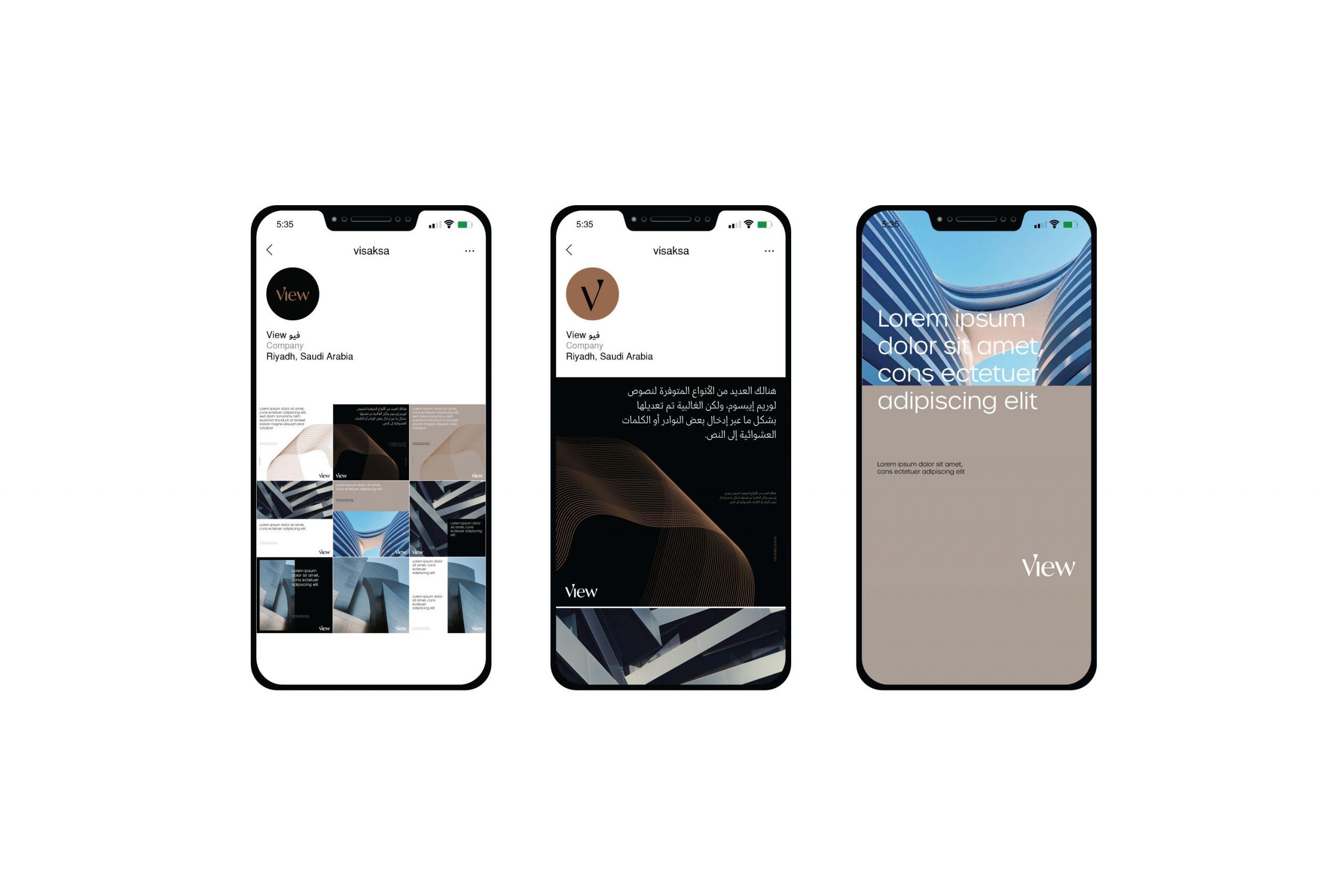 View-SocialMedia-Work-by-YaStudio